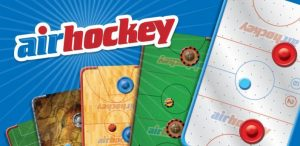 Airhockey voor Honeycomb met Platinum Air Hockey