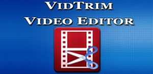 Snel video's bewerken met VidTrim