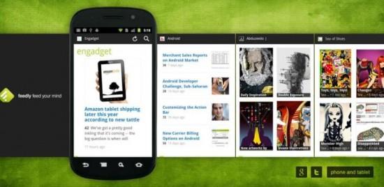 Feedly heeft nieuwe minimalistische lay-out en Facebook-integratie