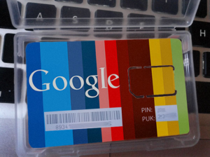 'Google in Spanje aan het experimenteren als provider'