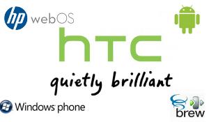 HTC overweegt aankoop mobiel besturingssysteem