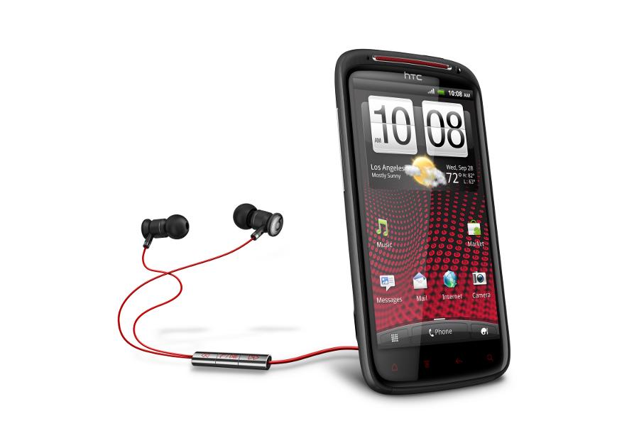 HTC kondigt Sensation XE aan met Beats Audio en snellere processor