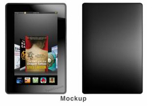 'Amazon's Android-tablet gaat Fire heten en krijgt 7 inch scherm'