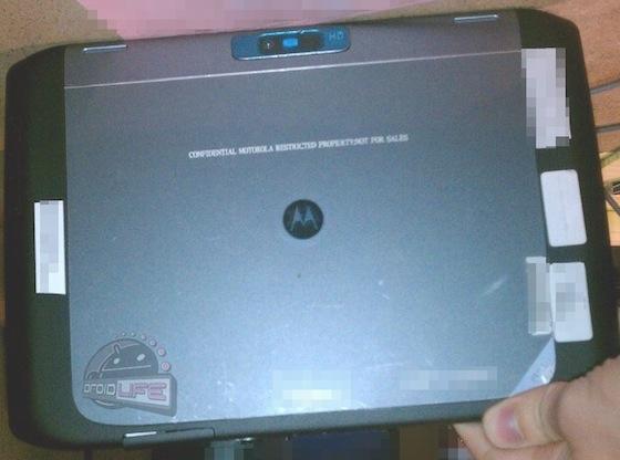 Motorola Xoom 2 10.1 inch versie