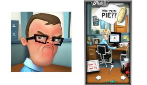 Wees een eikel op kantoor met Office Jerk