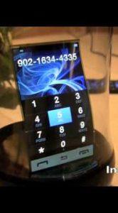 Video thumbnail for youtube video 'Samsung brengt volgend jaar flexibele Samsung Galaxy Skin uit' - Androidplanet.nl