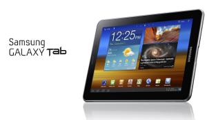 Duitse rechter verbiedt Europese verkoop Samsung Galaxy Tab 7.7