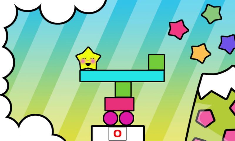 Drop the Star: verslavend en kleurrijk puzzelspel