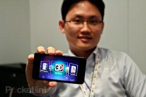 Zeer dunne opvolger LG Optimus 3D Speed in de maak