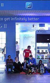 Samsung probeert iPhone 4S kopers te verleiden met Galaxy S II voor 2 dollar