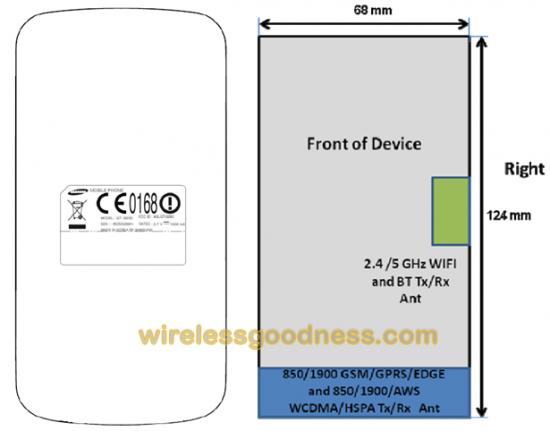 GSM-versie Nexus Prime ingediend bij de FCC