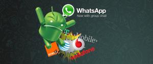 'Google wil Whatsapp standaard meeleveren met Android-telefoons'