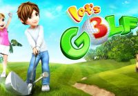 Let's Golf! 3 HD gratis te downloaden in de Android Market