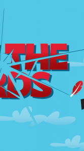Cut the Birds: rare combintie van Angry Birds en Fruit Ninja