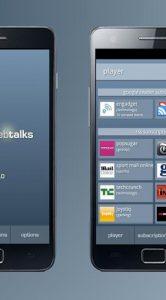 Laat je favoriete feeds voorlezen met WebTalks