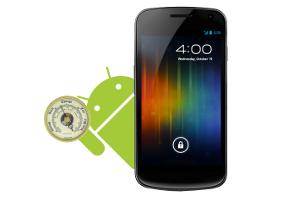 Samsung Galaxy Nexus heeft een barometer, maar niet voor het weer