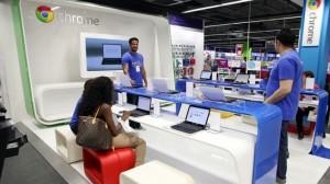 Google opent eigen winkel in Londen