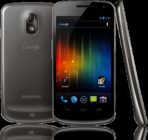 Samsung Galaxy Nexus officieel geïntroduceerd