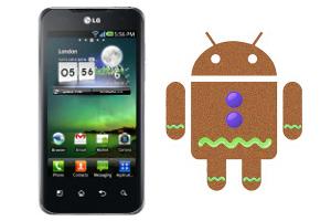 LG klaar om Gingerbread-update voor LG Optimus toestellen vrij te geven