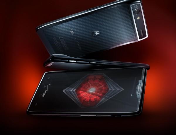 Eerste afbeelding Motorola DROID RAZR gelekt