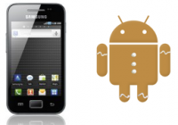 Android 2.3.5 voor de Samsung Galaxy Ace te downloaden via Kies