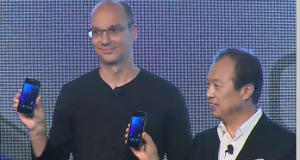 Kijktip: Samsung Galaxy Nexus en Ice Cream Sandwich aankondiging