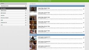 Kijk televisie-uitzendingen terug op je Android-apparaat met Androidgemist