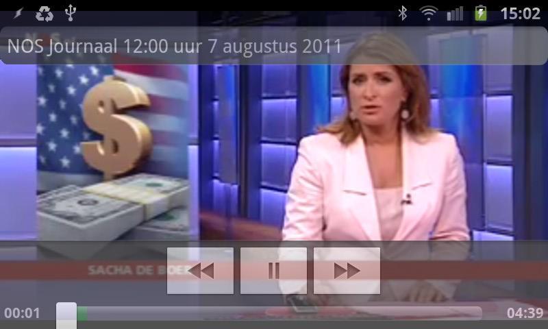 Televisienieuws (offline) bekijken met Nederlands TV Nieuws
