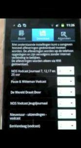 Video thumbnail for youtube video Televisienieuws (offline) bekijken met Nederlands TV Nieuws - Androidplanet.nl