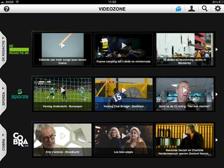 Belgische publieke omroep VRT wil geen apps voor Android maken