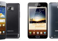 Samsung Italië bevestigt Ice Cream Sandwich update voor Galaxy S II en Galaxy Note