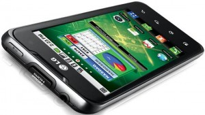 Geen Ice Cream Sandwich voor LG Optimus 2X Speed