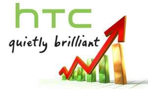 HTC verkoopt 13,2 miljoen smartphones in derde kwartaal 2011