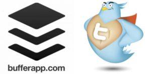 Vertraagd tweeten met Buffer voor Android