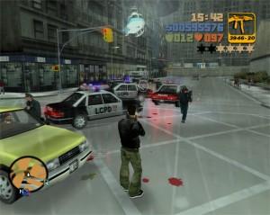 Grand Theft Auto III komt naar Android toe