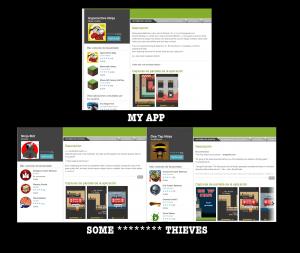 Android-ontwikkelaar zet sociaal netwerk in om gekopieerde apps te bestrijden