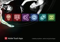 Adobe brengt zes tablet-apps uit waaronder Photoshop, Collage en Ideas
