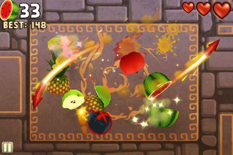 Fruit Ninja: Puss in Boots tijdelijk exclusief voor de Amazon App Store
