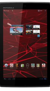 Motorola Xoom 2 Media Edition portretmodus