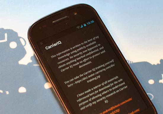 Nederlandse Android-telefoons hebben geen keylogger aan boord
