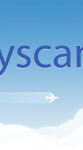 Goedkope vluchten zoeken met Skyscanner
