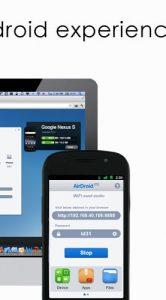 Bestuur je Android-telefoon vanaf je computer met AirDroid