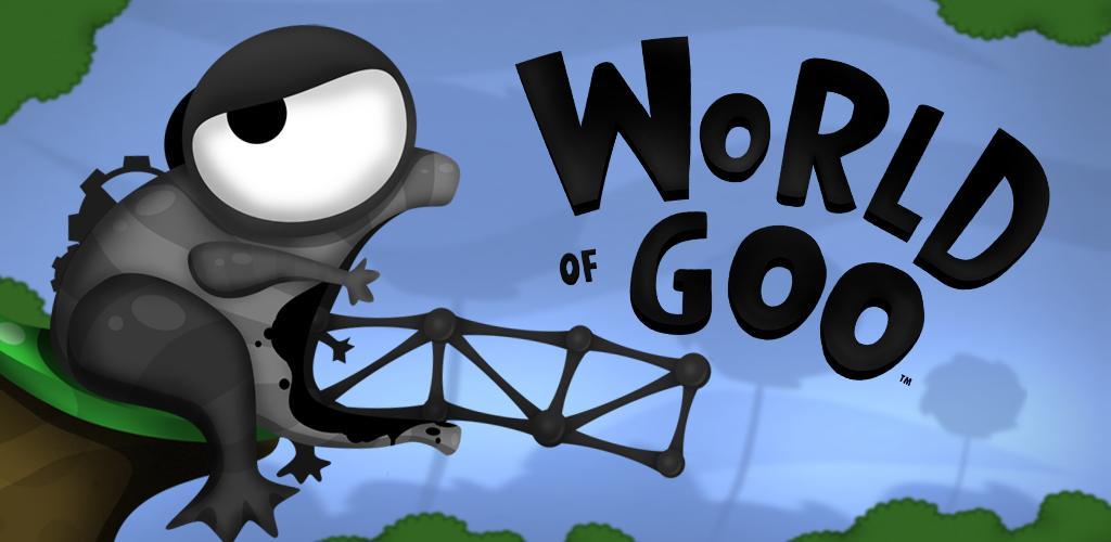 World of Goo nu te downloaden in de Android Market