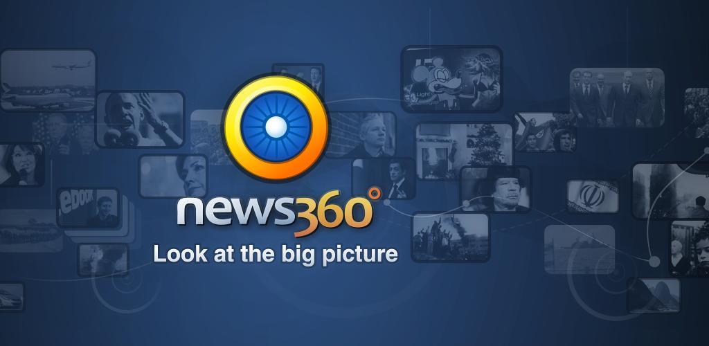 News360 versie 3.0 geeft ook nieuws van sociale netwerken weer