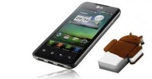 LG Optimus 2X Speed, Black en 3D krijgen Ice Cream Sandwich