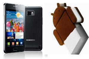 Samsung bevestigt Ice Cream Sandwich update voor Galaxy S II
