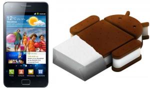 Android 2.3.5 voor de Samsung Galaxy S II nu beschikbaar