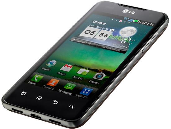 LG Optimus 2X Speed krijgt toch Ice Cream Sandwich update