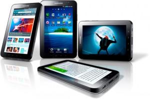 'Computerfabrikanten van plan om te stoppen met tablets'