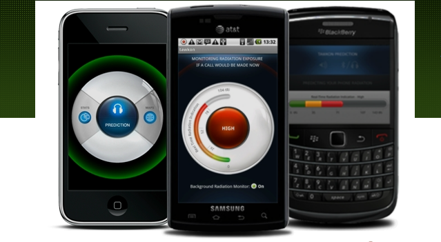 Tawkon - Mobiele telefoonstraling